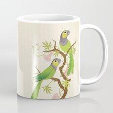 Black-capped conure Mug