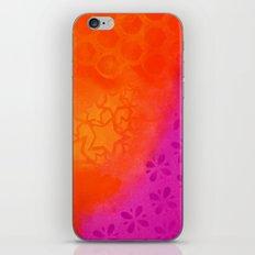 From orange to purple iPhone & iPod Skin
