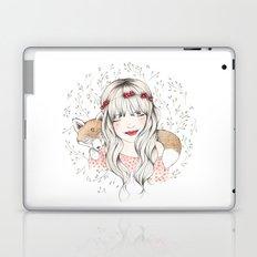 Fox Dreams Laptop & iPad Skin