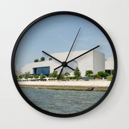 Fundação Champalimaud, Lisbon Wall Clock