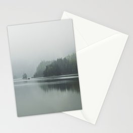 Fog - Landscape Photography Stationery Cards