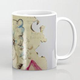 Burning up Depression Coffee Mug