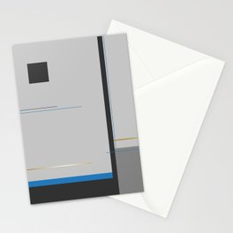 Abstract - Sailing In The Ocean Stationery Cards
