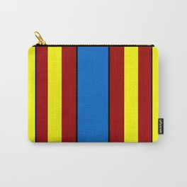 Super-Curtains Carry-All Pouch