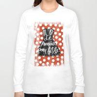 depeche mode Long Sleeve T-shirts featuring MODE by Celia Sáez