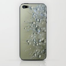 Gold Sparkles iPhone & iPod Skin