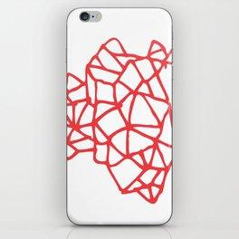 Lines iPhone Skin
