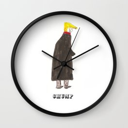 Chump Wall Clock