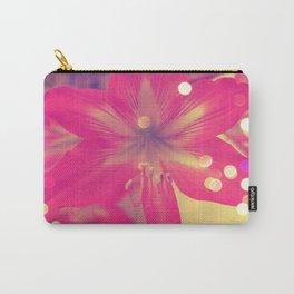 Secret Garden  Pink tigress  Carry-All Pouch