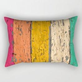 Country Summer Rectangular Pillow