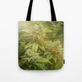 Denver Flowers Tote Bag