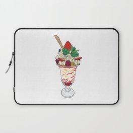 Strawberry Sundae Laptop Sleeve