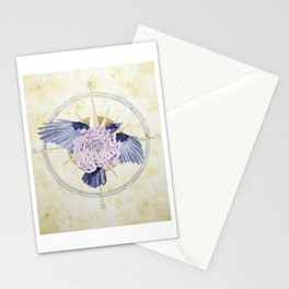 Unfurl - Unravel Series Stationery Cards