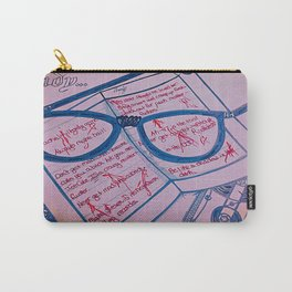 Study Your Tape of NWA Carry-All Pouch