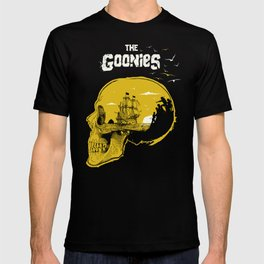 The Goonies art movie inspired T-shirt