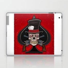 Dead Man's Hand Laptop & iPad Skin