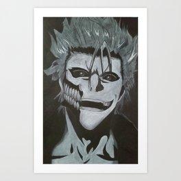 Grimmjow Art Print