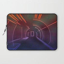 Virtual Galactic Gateway Laptop Sleeve