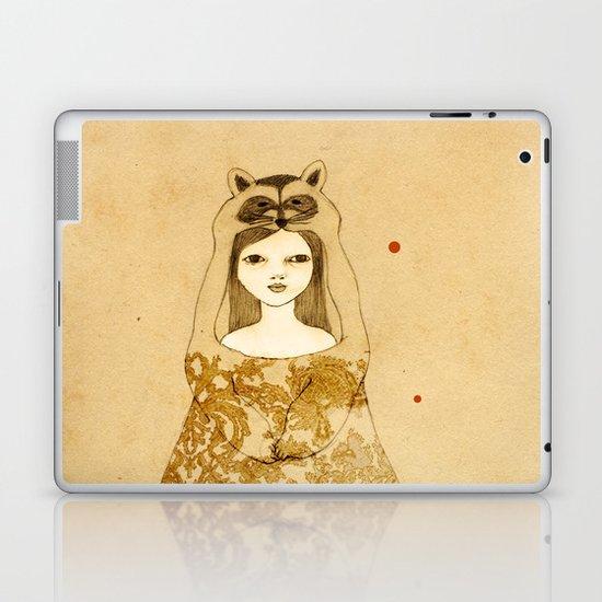 Little thief Laptop & iPad Skin