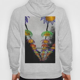 Light Blossoms in the Darkness Hoody