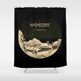 Weezer Pinkerton Shower Curtain