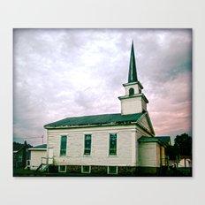 Church 2 Canvas Print