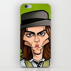 Sam iPhone & iPod Skin