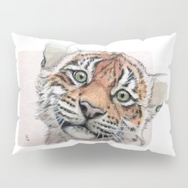 Tiger Cub 887 Pillow Sham