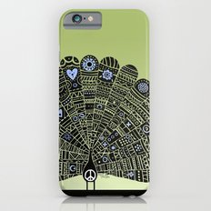 Peacocks for Peace Slim Case iPhone 6