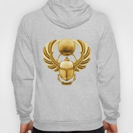 Gold Egyptian Scarab Hoody