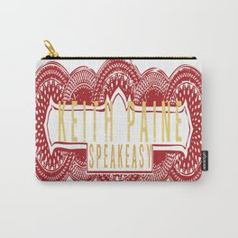 Keith Paine - Logo Carry-All Pouch