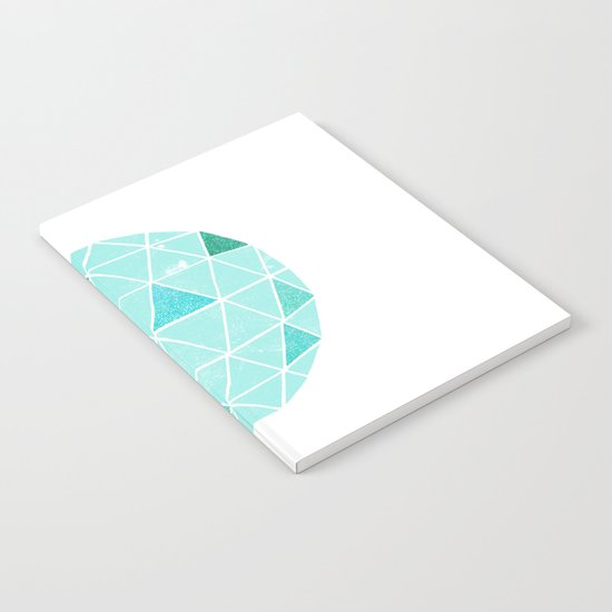 Geodesic 6 Notebook