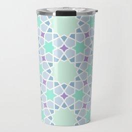 Arabic pattern Travel Mug