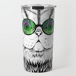 Catty Kitty Chique Travel Mug