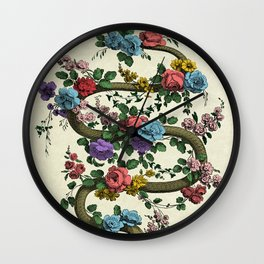 Genesis Three Wall Clock