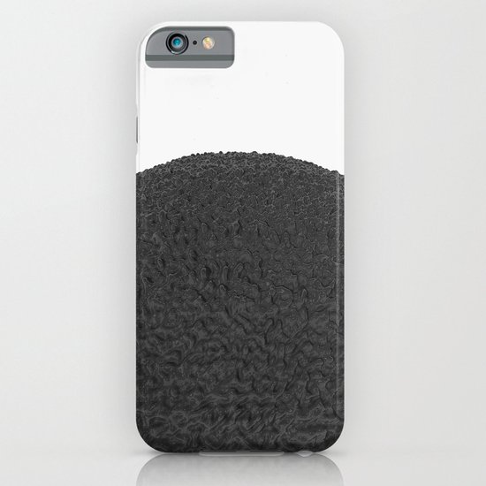 Black sphere iPhone & iPod Case