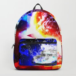 DRONED WORLD Backpack