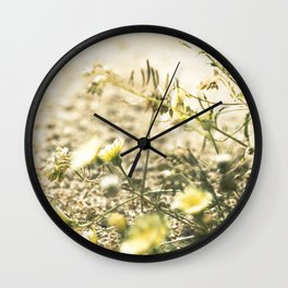 Super Bloom 7320 Paradise Joshua Tree Wall Clock