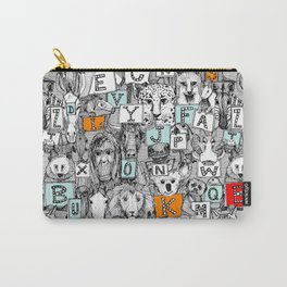 animal ABC Carry-All Pouch