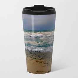 Norfolk waves Travel Mug