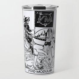 VOID Modular - Death tested, death approved Travel Mug