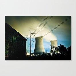 Powerful Canvas Print