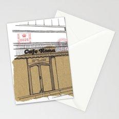 Cafe Roma. Stationery Cards