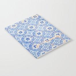 Lisbon tiles Notebook