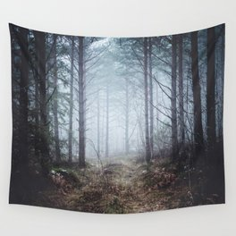 No more roads Wall Tapestry