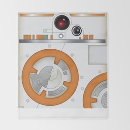 bb-8 Throw Blanket