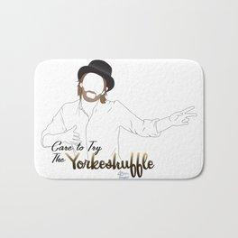 The Yorkeshuffle Bath Mat