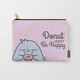 Piki Donut Worry Carry-All Pouch