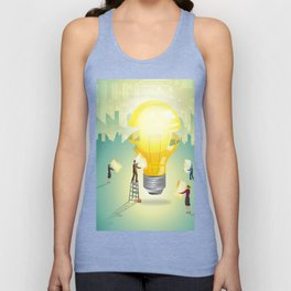 Innovation Unisex Tank Top
