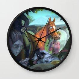 First Show Wall Clock